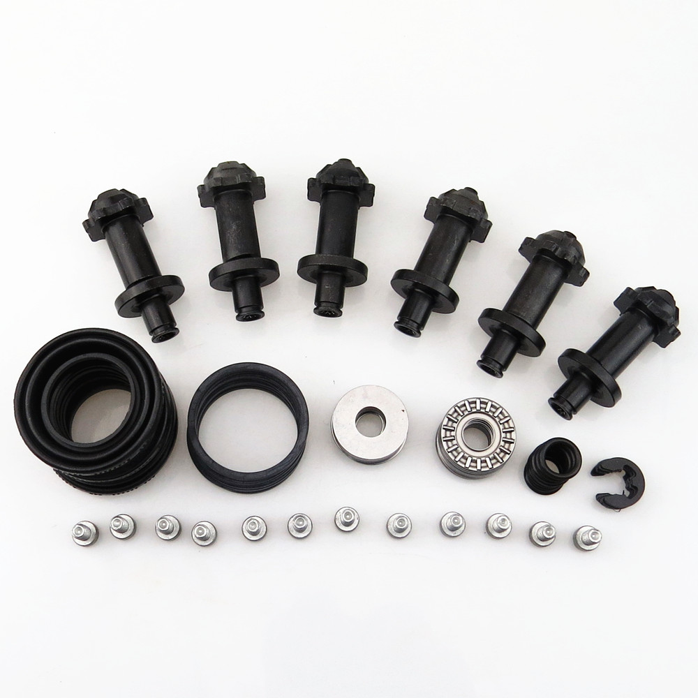 SCJYRXS Rear Engine Servo Caliper Motor Connection Screw Kit For Passat B6 B7 CC Tiguan Sharan