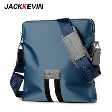 JackKevin Men Crossbody Bags Mens Messenger Bag Pack Casual Waterproof Nylon Shoulder bags Single Strap