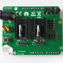 3D printer scanner motherboard Ciclop expansion board BQ ZUM driver board DIY accessories