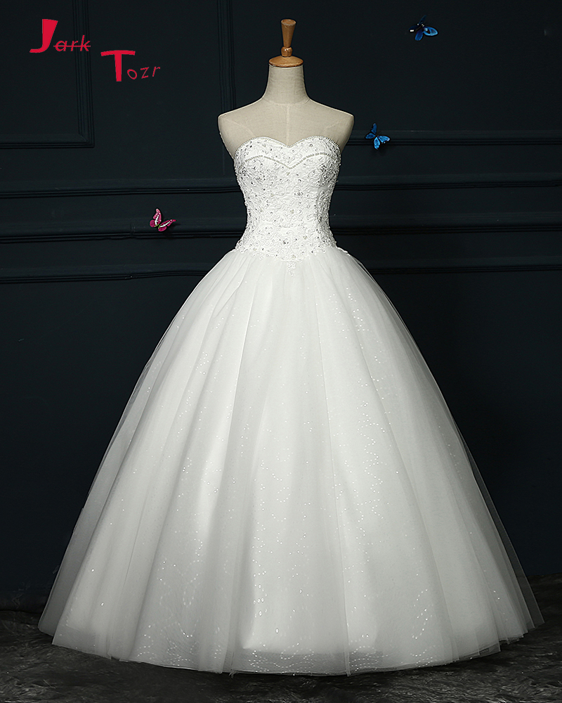 Wedding Gowns Stores: Aliexpress.com : Buy Jark Tozr Custom Made Lace Up None