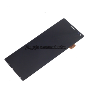 Image 2 - Original display for Sony Xperia 10 I3123 I3113 I4113 I4193 LCD touch screen digitizer for Sony Xperia 10 LCD repair parts