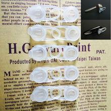 10PCS Silicone Gel Eartips Ear Tips Earbuds Earphone For Bluetooth Headset Accessories High Quality