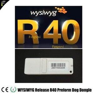 Image 1 - WYSIWYG R40 Dongle אנגלית שחרור 40 R40 כלב Preform מוצפן כלב תאורת תיאטרון מקום ביצועים עיצוב תוכנה