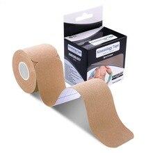 5cm*5m Kinesiology Tape Precut Elastic Therapeutic Sports pr