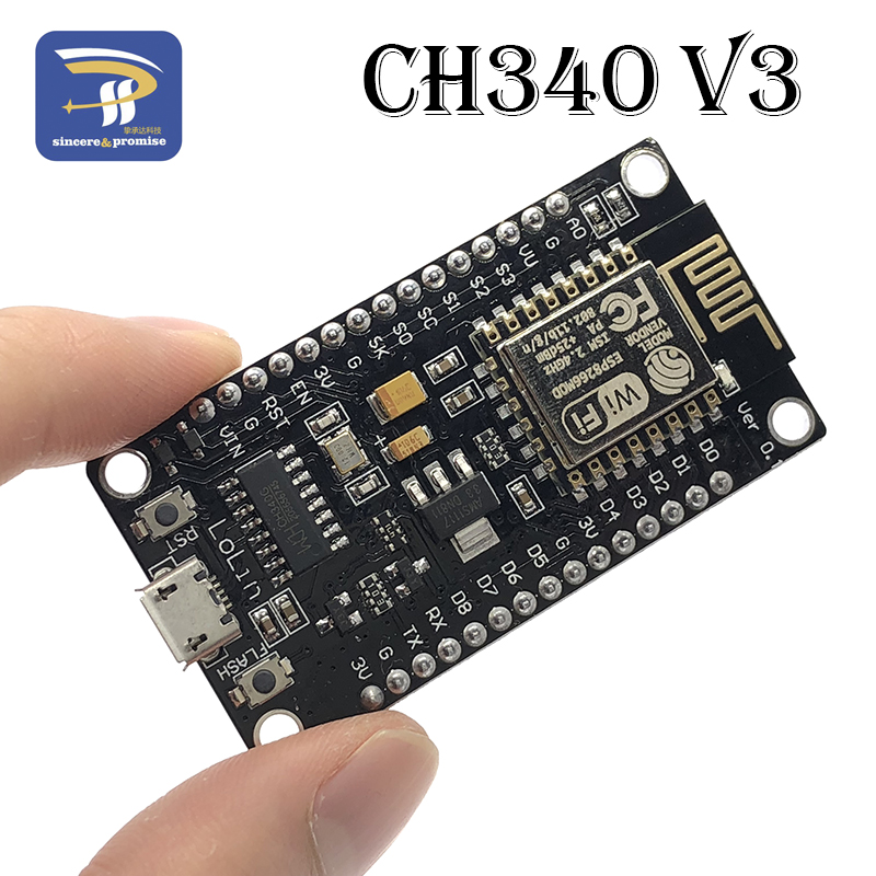New Wireless module CH340 CH340G NodeMcu V3 Lua WIFI Internet of Things development board based ESP8266