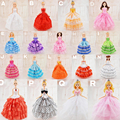 26 Types One Piece Kawaii Barbie Doll Puzzle Toys Baby Toys Baby Doll Reborn Handmade DIY Toys Barbie Doll Toys For Children