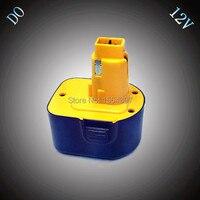 D O 3000mAh 12V Ni MH Replacement Rechargeable Power Tool Battery for DEWALT DE9074 DC9071 DE9037 DE9074 DE9075 DW9074 152250 27