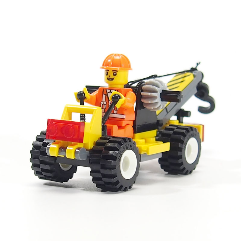 city Technic Construction Engineering vehicle Model Military brick Toy Building Blocks Compatible legoed Baby toys
