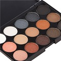 Women Fashion Makeup Cosmetic 15 Colors Eyeshow Eye Shadow Palette
