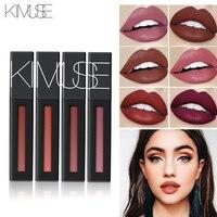 KIMUSE Matte Lip Set Makeup Pigment Lips Just What I Needed Lipstick Lipstick Waterproof Matte Liquid Lipstick Comestic