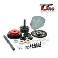 1/5 rc car gas GTB racing 3 Speed transmission Gear Set for Hpi ROVAN KM Baja 5B/5T/5SC PART