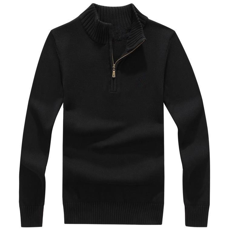Для Мужчин's Свитеры для женщин толстые теплые зимние на молнии пуловер кашемир Свитеры для женщин Человек Повседневное трикотаж флис барха...
