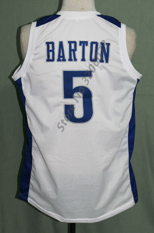 ... promo code for 5 will barton memphis tigers retro throwback basketball jersey  mens embroidery stitched custom 5a479cf48