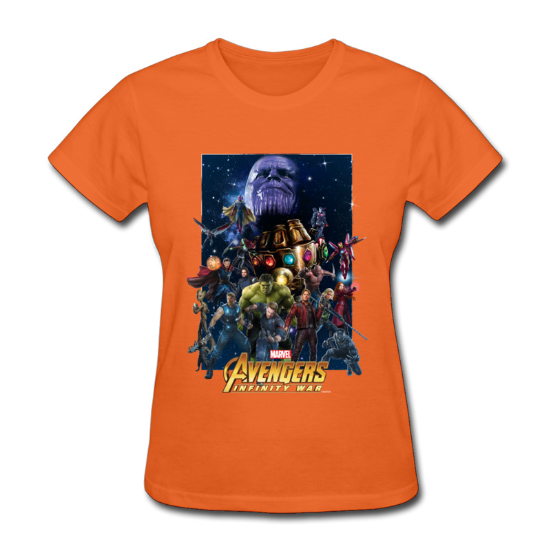 Summer Clothes For Women Wonder Woman Team Tshirt Movie Black Panther Anime  Graphic Women XXL T Shirt Slim Fit Fashion-in T-Shirts from Women s Clothing  on ... 702eb59e73ff