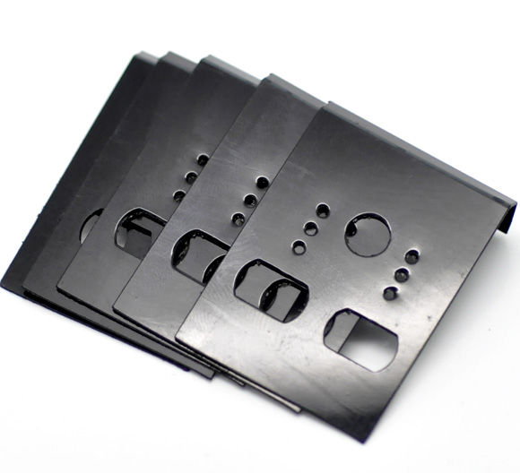 Earring Display-Cards 100pcs Doreen-Box Plastic Hot Black X1-1/8-Ear-Hooks B16648