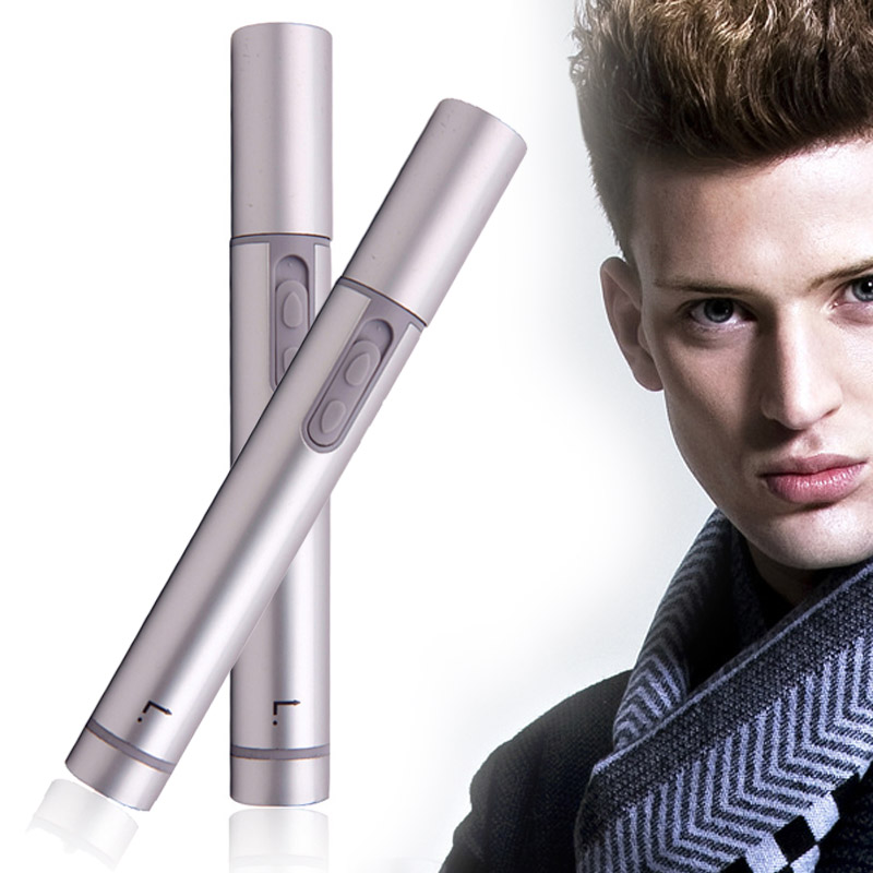 Hot Portable Electric Nose Trimmer Hair Remover Razor For Women Men ABS+Stainless Steel  Wyt77