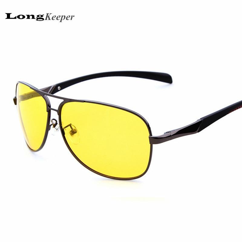 0f8d68076 ⊱الفاخرة جودة الألومنيوم والمغنيسيوم النظارات الشمسية السائقين ...