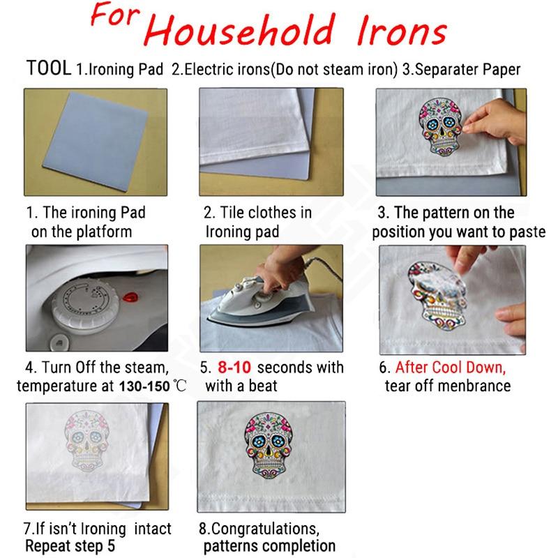 HTB1C8B3PbvpK1RjSZPiq6zmwXXak Cute Animal Patches Set Iron on Transfer Unicorn Owl Cat Dog Patches for Girl Kids Clothing DIY Heat Transfer Vinyl Stickers