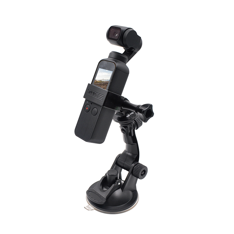 DJI OSMO Pocket Mount Bracket for Car Motorcycle Cycling Holder for DJI OSMO Pocket Handheld Gimbal Expansion Accessories 8