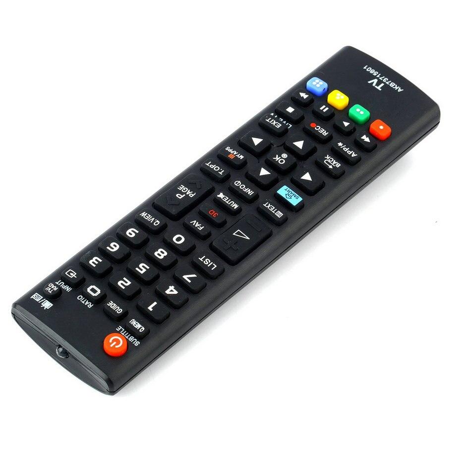 New Remote Control Smart TV Controllers AKB73715601 For LG 55LA690V 55LA691V 55LA860V 55LA868V 55LA960V Black Wholesale
