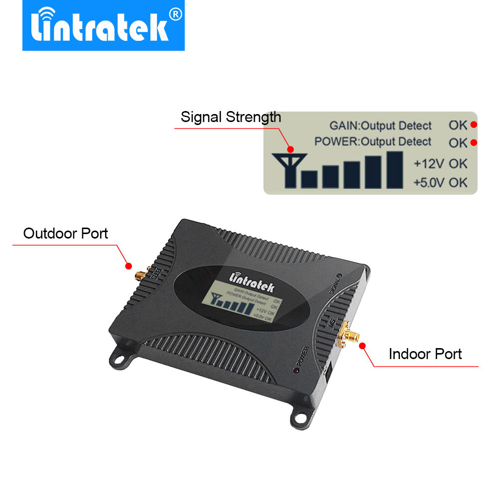 Booster Signal Repeater #2017
