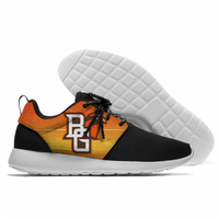 2019 Bowling Green State Hot Fashion Printing Falcons Sneakers Unisex Lightweight Casual Shoes