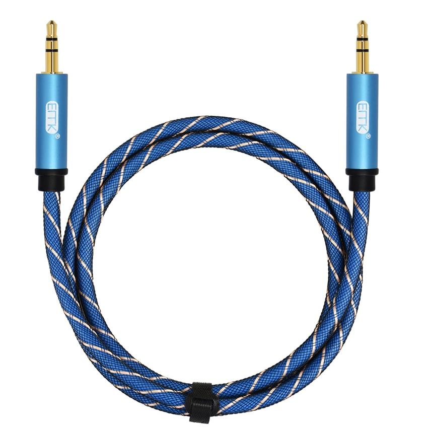 3.5mm aux cable blue (7)