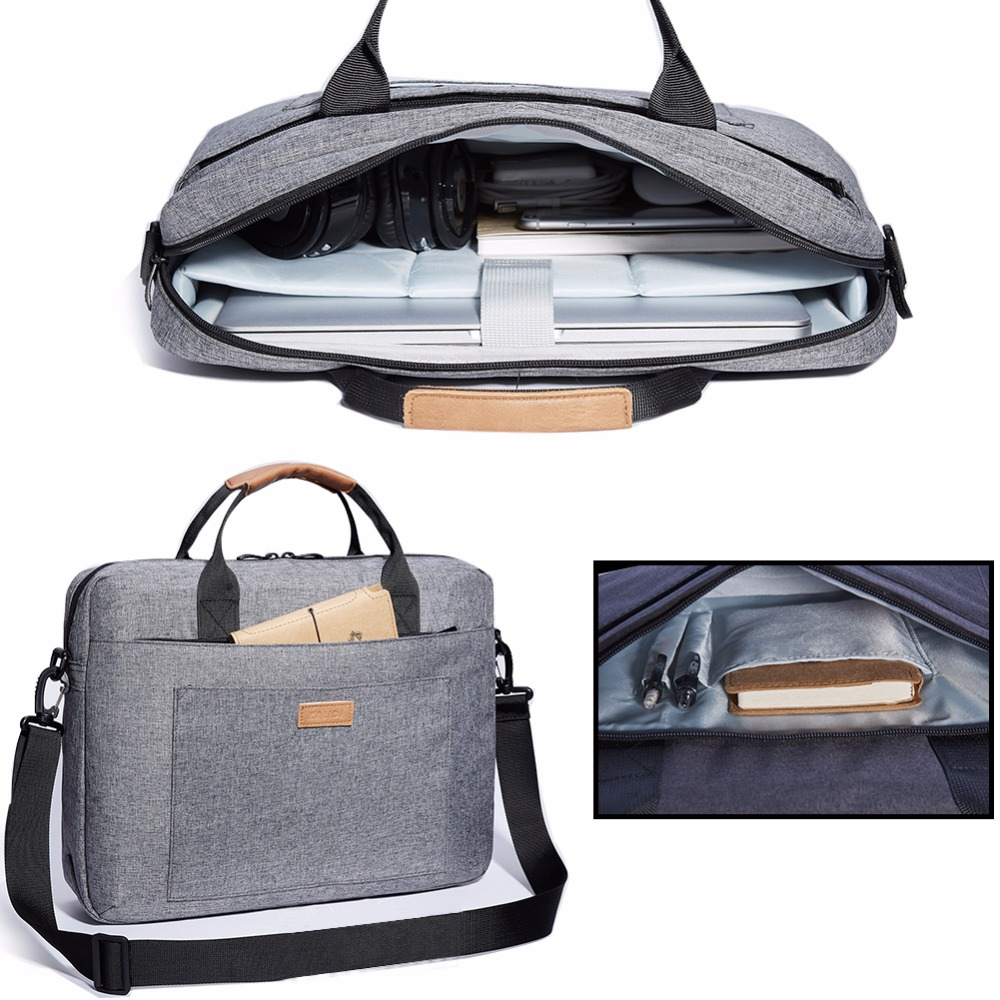 Borsa per laptop KALIDI 13.3 15.6 Borsa per notebook impermeabile - Accessori per notebook - Fotografia 4
