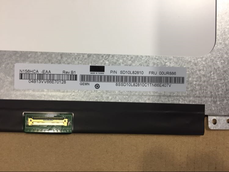 N156HCA-EAA LP156WF9-SPK2 K3 F1 NV156FHM-N45 narrow bezel LCD screen FHD 1920*1080 IPS matrix N156HCA EAA LP156WF9 SPK2 K3 F1 15 6 inch laptop lcd led screen lp156wf9 spf1 spc1 lp156wf9 sp f1 fhd wuxga 1080p ips replacement