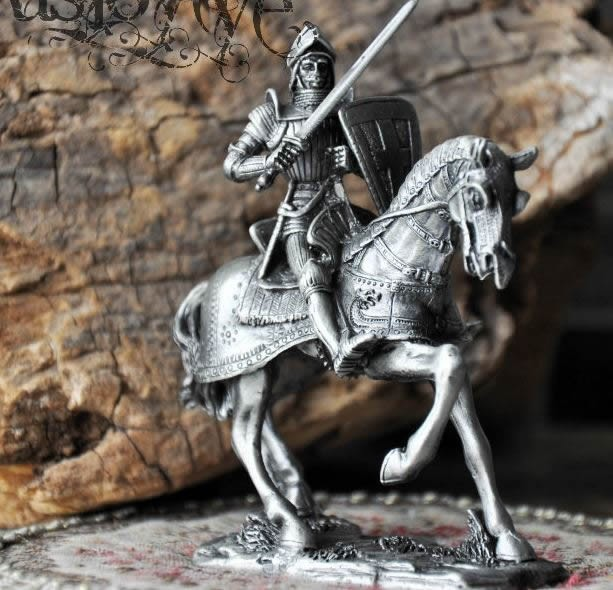 Cavalry Decoration Meval Knight