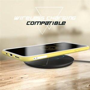 """Image 5 - SUPCASE dla iPhone Xs Max Case 6.5 """"UB Sport płynna guma silikonowa Premium PC hybrydowy wzór pokrywy otworu z rozpraszaniem ciepła"""