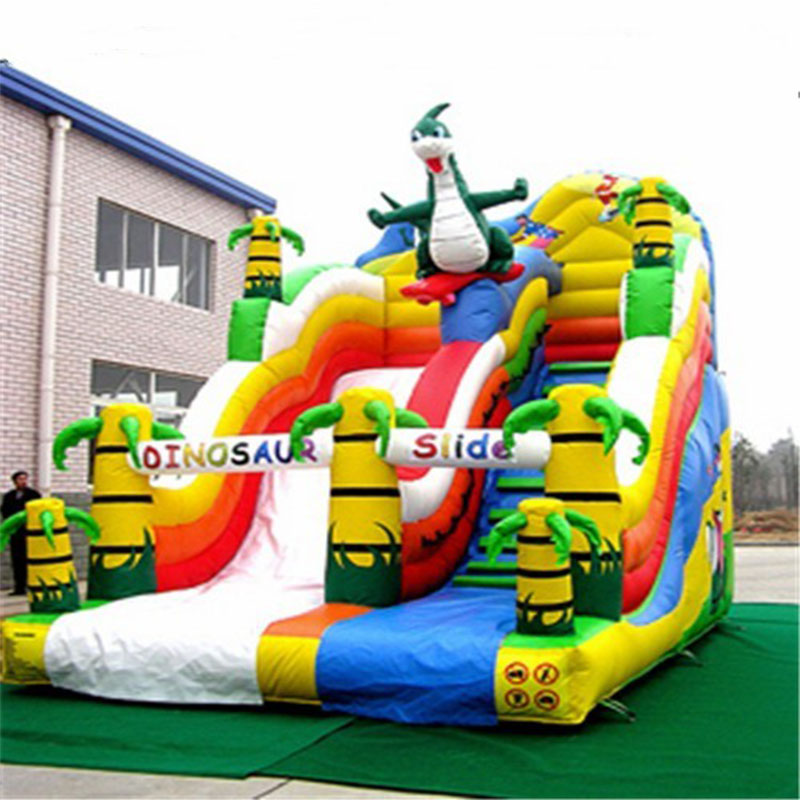 Inflatable Giant Slide: New Design Hot Selling Adult Giant Inflatable Slide