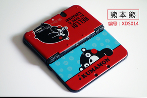 Image 5 - DS Shell for Nintendo New 3DS LL/ New 3DS XL Animal Crossing Matte Protector Cover Plate Protective Case Housing 13 models