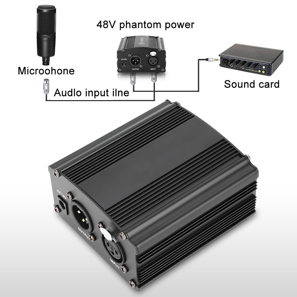 48V Phantom Power Supply 5