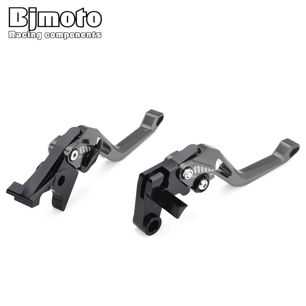 цена на BJMOTO 2018 New Motorbike Brakes Lever CNC Adjustable Brake Clutch Levers For BMW R NINE T 2014-2017