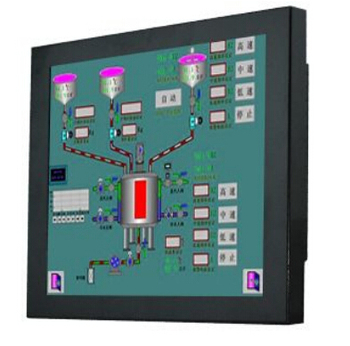 OEM KWIPC-15-4 ( Capacitive ) Industrial Touch Panel PC, 15'' Touch Screen 1.8G CPU 32G Disk LANx2 COMx6 USBx6, 1 Year Warranty