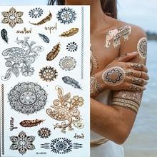 Style Body Art Tattoo Stickers