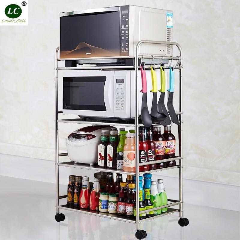 Kitchen Shelf Rack Floor Disinfection Cabinet Pot