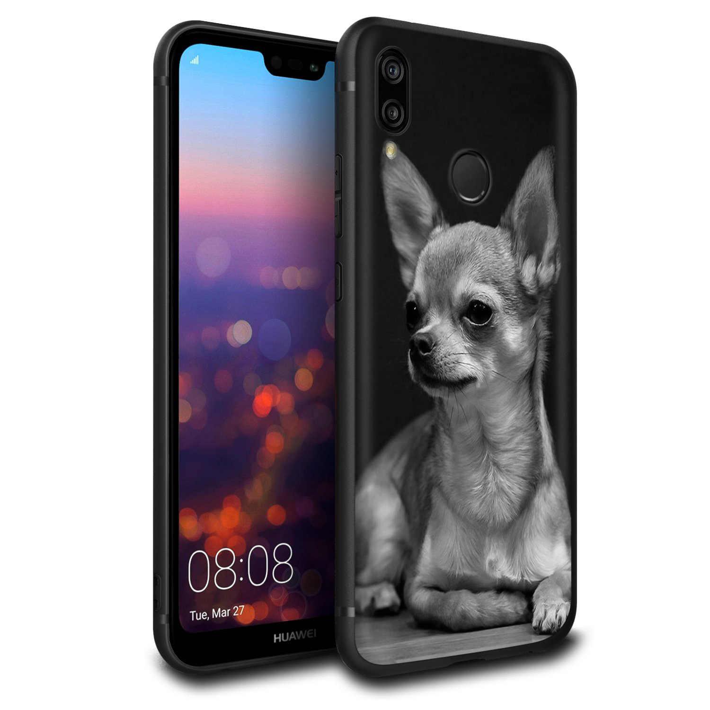 Lavaza Chihuahua Chien étui pour huawei P30 P20 P10 P9 P8 Mate 20 10 Pro Lite P Smart 2017