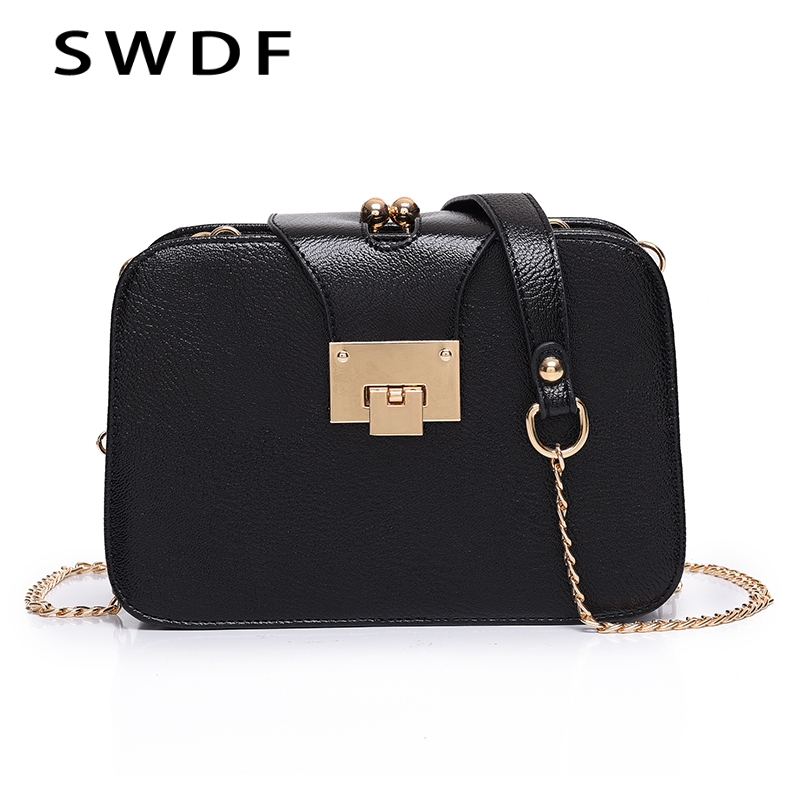 New Women Messenger Bags Small Female Shoulder Crossbody Bags High Quality Luxury Handbags Women Chain Bag Designer Sac A Main