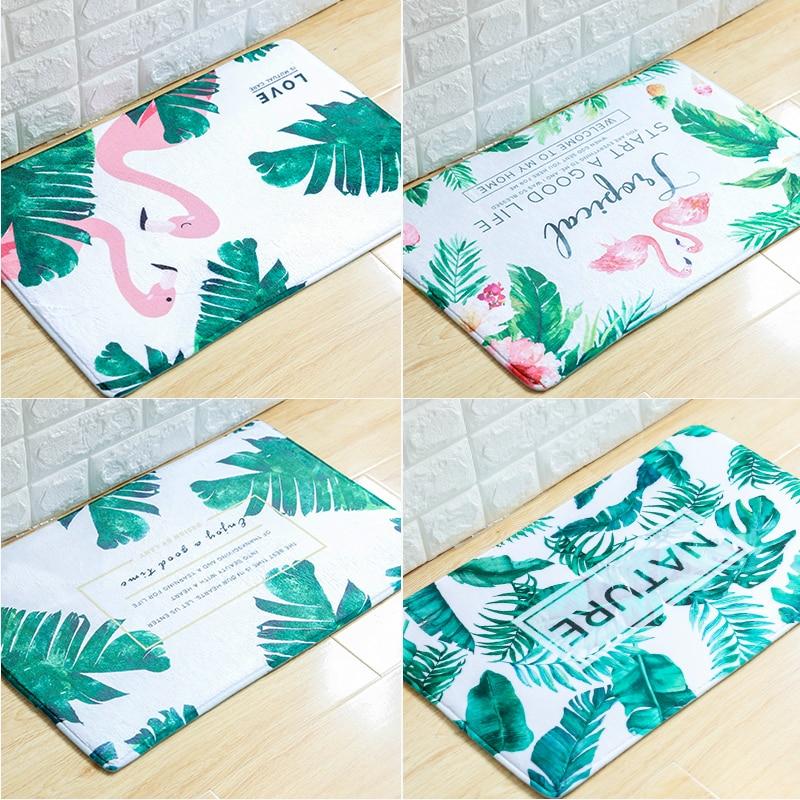 2019 new Carpets Mat Nordic Floor Mat Door Pad Bathroom Shower Mat Non-slip Mat Bed Pedal Blanket Bedroom Rug For Living Room