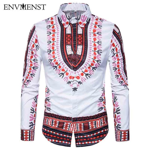 Aliexpress.com : Buy Envmenst 2017 Men 3D National Style Printed ...