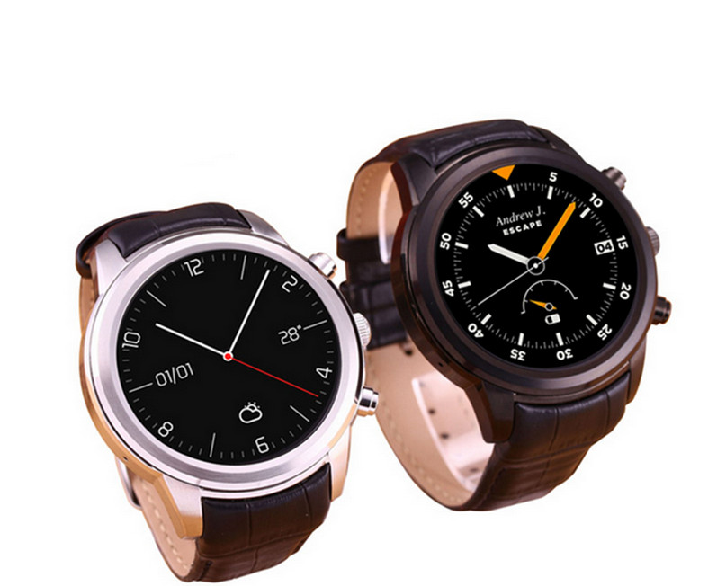 Wifi Smart Watch X5 Android 4.4 Heart Rate Monitor Sport Men Wristwatch SIM Card GPS WCDMA Bluetooth 4.0 for Android IOS