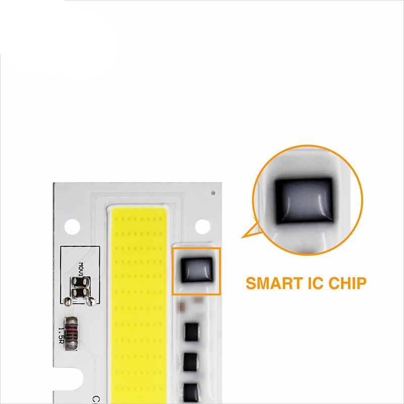 Smart IC Light LED Bright COB Bulb Lamp 30W 50W 70W 100W 150W AC220V - Accesorios iluminación - foto 4