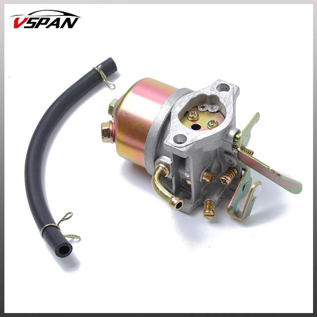 Vspan Wholsale New Gas Carb Carburetor Parts For Yamaha MZ175 EF2700 EF2600  166F Engine Motor Generator For Yamaha Motor Parts -in Carburetors from
