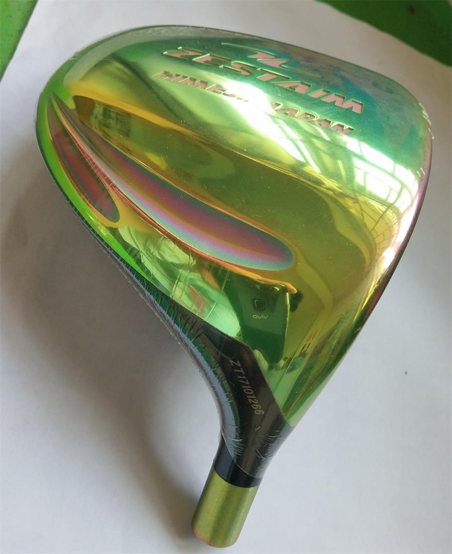 2018 Playwell Titanium ZESTAIM HI COR golf head driver head free shipping