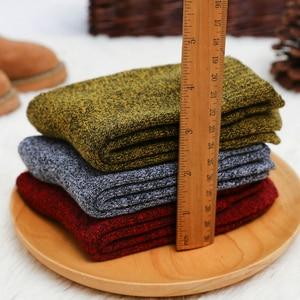 Image 4 - 10 คู่/ล็อต Eur36 42 แฟชั่นผู้หญิงที่มีสีสัน Terry ถุงเท้าหนาถุงเท้าผ้าฝ้าย Combed หญิง s332