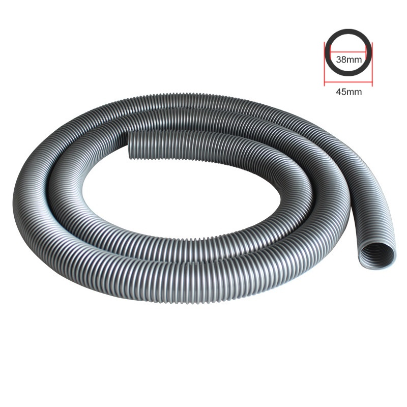 Inner 38mm/outer 45mm,industrial Vacuum Cleaner Bellows,straws,thread Hose,soft Pipe,durable,vacuum Cleaner Parts Original Oem Cleaning Appliance Parts Vacuum Cleaner Parts