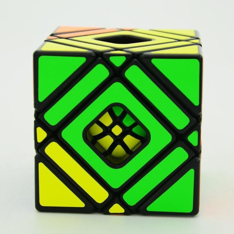Nouveau Vesion YuXin Cube Multi Vitesse Drôle Cube Puzzle Multi-Skew Magique Professionnel Apprentissage et Éducatifs Cubos magicos Kid jouets - 5