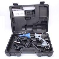 Высокое качество 220 В Электричество Мощность клепальщик пистолет Клепальный Инструмент Сделано в Тайване 4,8 2,4 мм Клепальщик